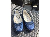 Girls shoes, size 12