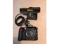 Nikon D7000 + DX 35mm Prime