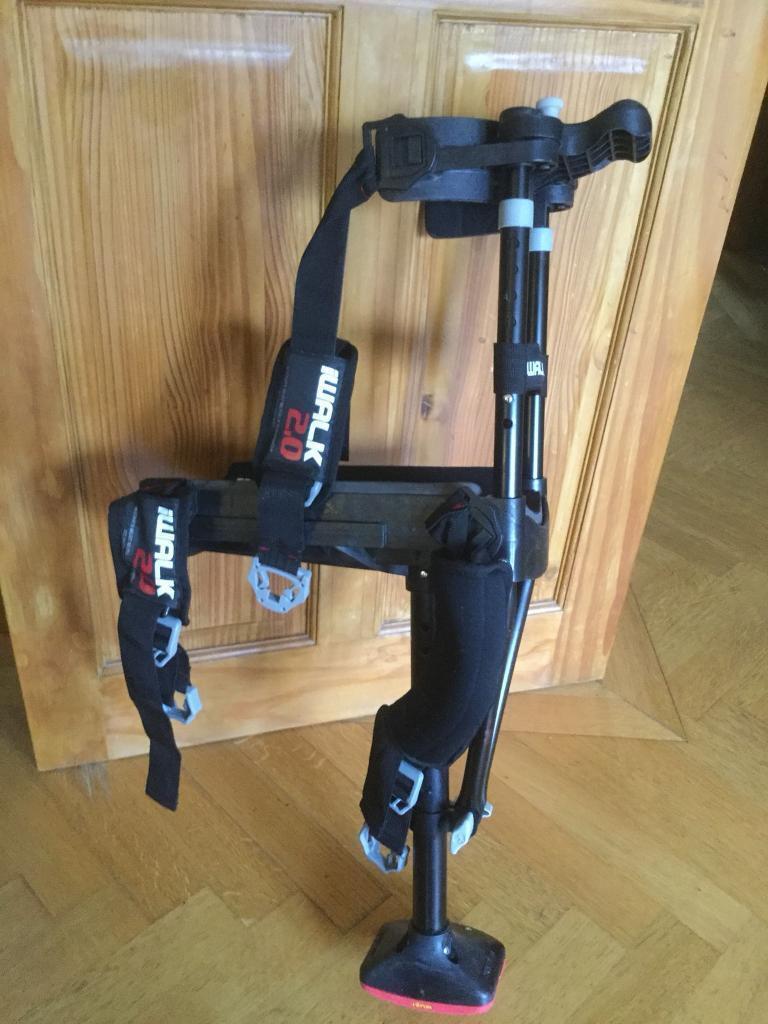 Iwalk 2.0 crutch