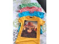 Boys T-shirts (x4)