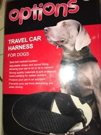 Are you a loving dog owner? Travel Car harness will keep your dog safe.
