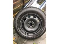 Spare tyre x2