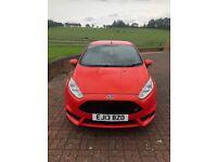 Ford Fiesta ST-1 3DR - Molten Orange