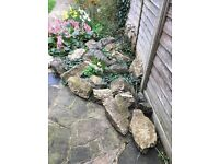 Garden Rockery - FREE to good home