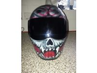 AIR BRUSH HELMET