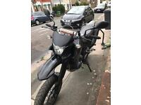 Yamaha Xt660x super moto (no ducati Aprilia Suzuki Kawasaki Honda ktm)