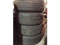 265/65R17 Goodyear tyres ,Ranger ,Hilux ,Nissan ,4x4