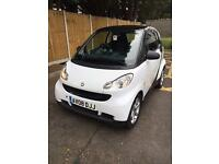 Smart Fortwo 1.0cc,Petrol, Paddle-Shift,low mileage,