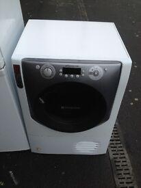 hotpoint 9kg condensor dryer