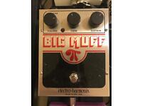 EHX Big Muff Pedal