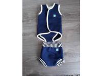Splash About baby wetsuit (nappy & body)