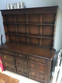 Beautiful antique Welsh dresser