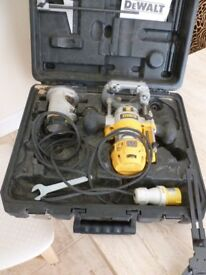 DeWalt Router and Trimmer 110V