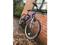 Apollo Excel Full Suspension Mountain Bike MTB