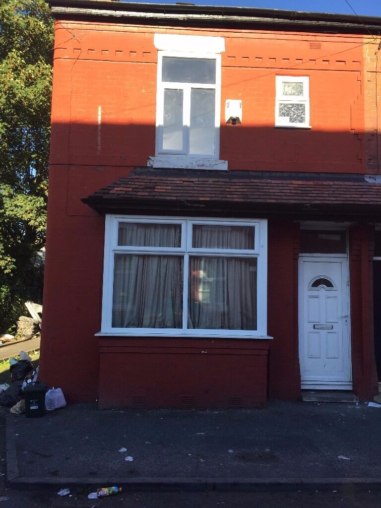 STUNNING SHARED ROOMS AVAILABLE NEAR MANCHESTER UNIVERSITY