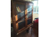 Large Old Bookcase for sale