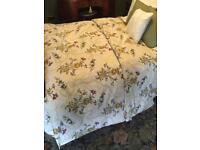 Bespoke vintage bedspread