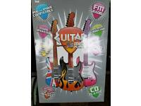Guitar CD/IPod player