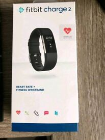 Black Fitbit Charge 2 (large)