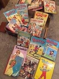 Vintage Books various