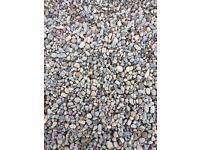 Decorative, driveway stones/chips. In bulk bags, FROM £35