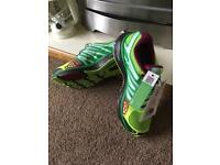 Ladies Salomon XR Mission 1 WSR Trainers New