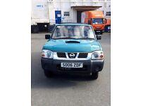 Nissan Navara Single Cab Pick Up 81,400 Miles