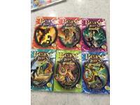 Beast quest books series 3 (books 13-18)