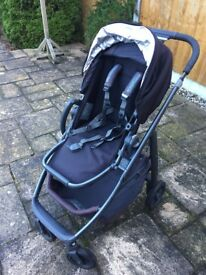 Buggy - Uppababy Cruz in Black