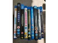 9x Blu Ray Discs