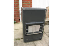 Calor Portabil Gas Fire with bottle get ready for the winter bargain £29
