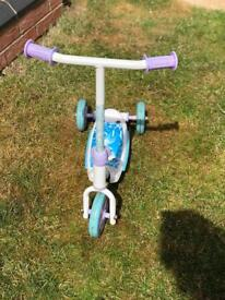 Frozen Toddler Scooter