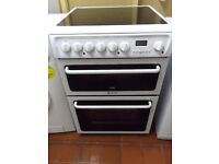 """""""Hotpoint"""".. Free standing electric cooker..60cm..For sale..Can be deliverd"""