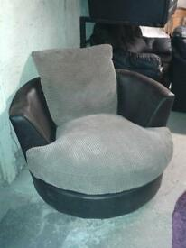 Swivel Cuddle Chairs