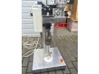bottle / jar capping machine (tenco) made in Italy