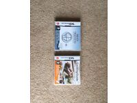 Nintendo DS Lite as new. Includes case, charger, games,styluses etc.