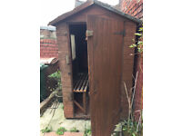 *SOLD* Small garden shed FREE TO COLLECT
