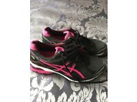 ASICS Gel pulse 7 ladies trainers