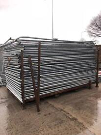 🚨Security Heras Used High Quality Fencing Panels
