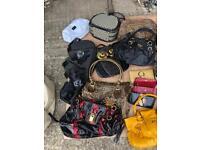 Job lot of Handbags and purses