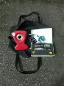 AL-KO wheel lock 25 kit