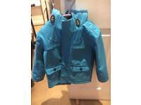 M&S raincoat 3-4 years