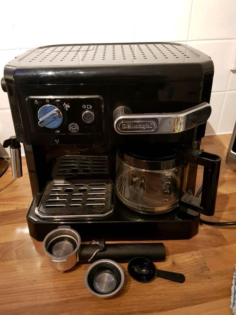 Coffee Maker (DE'LONGHI) cappucino option