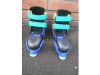 FISHER PRICE BEGINNERS ADJUSTABLE ROLLER SKATES