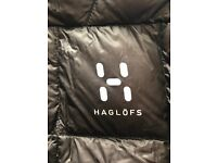 Haglofs L.I.M series light weight jacket size medium
