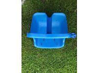 Kids safety swing seat for jungle gym / climbing frame