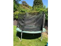 14ft Plum kids trampoline FREE
