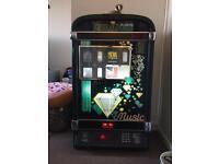 Emerald Ice Jukebox