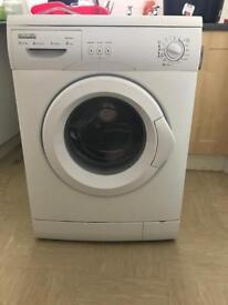 Pro action washing machine
