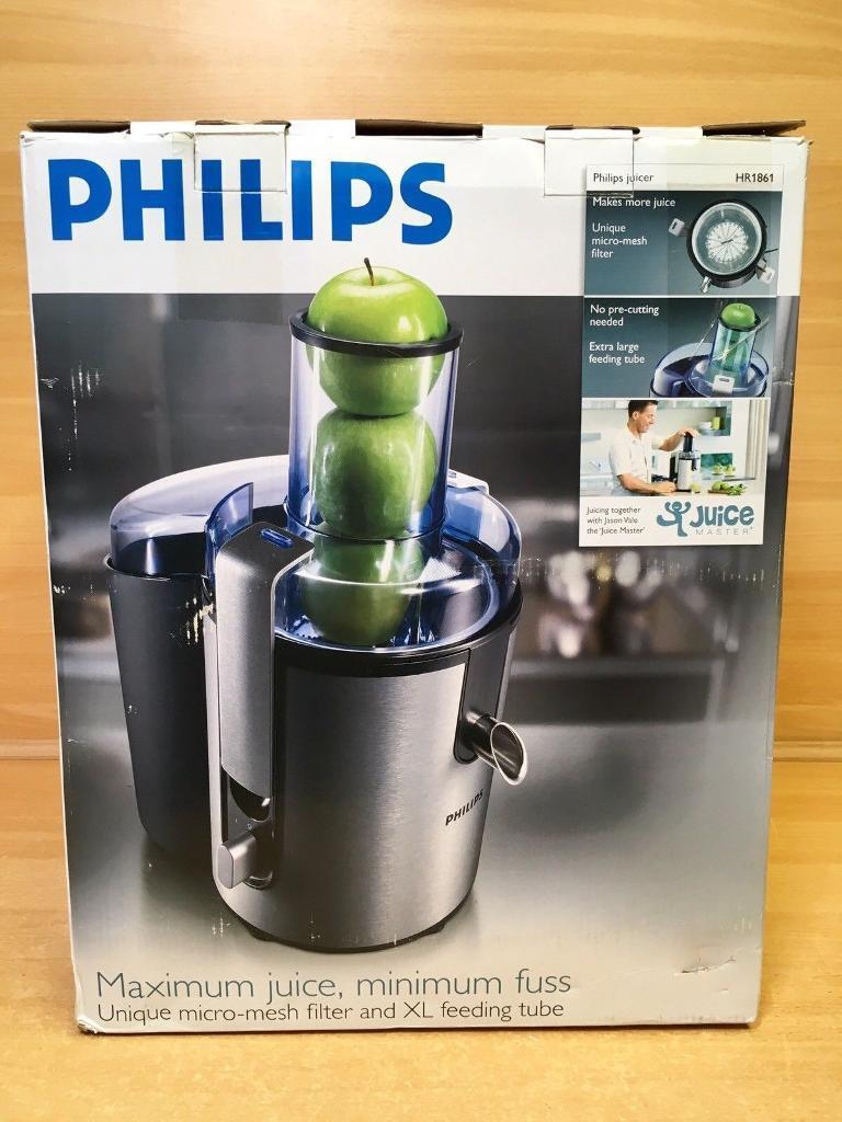 Philips Aluminium Fruit Juicer Excellent Condition! | in Ilford, London | Gumtree